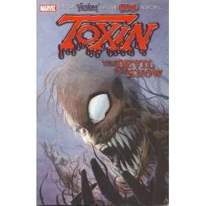 Toxin (Spider Man) (Venom) (Marvel Comics) Peter Milligan