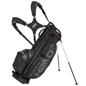 Sun Mountain 2012 H2NO Golf Stand Bag (Black) Sports