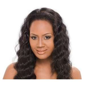 OUTRE Synthetic Hair Half Wig Quick Weave Yasmine s4/27