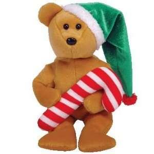 TY Beanie Babies TASTY the Holiday Teddy Bear Small Plush  Toys
