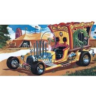 : Revell Monogram 6668 RC Cola Wagon   Deluxe Kit   Plastic Model Kit