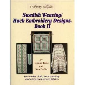 Swedish Weaving/Huck Embroidery Designs Book 2