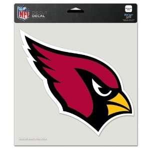Cardinals 8in x8in Die Cut Decal