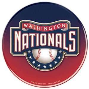 Nationals Domed Decal Sports & Outdoors