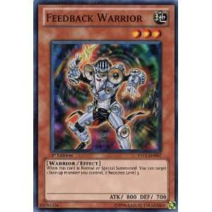 Yu Gi Oh!   Feedback Warrior   Starter Deck Dawn of the Xyz   #YS11