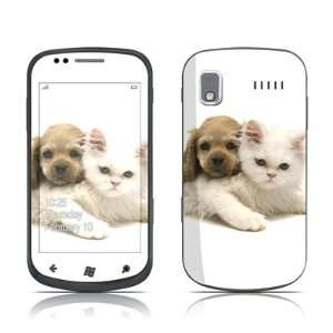 Young Love Design Protective Skin Decal Sticker for Samsung Focus SGH