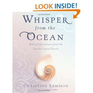 Whisper from the Ocean (9780971287440) Christine Lemmon