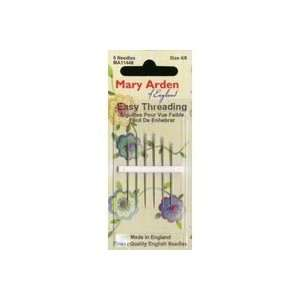 Mary Arden Self / Easy Threading Needles Assorted Sizes 4