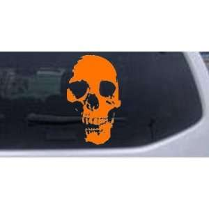 Skull Shadow Skulls Car Window Wall Laptop Decal Sticker