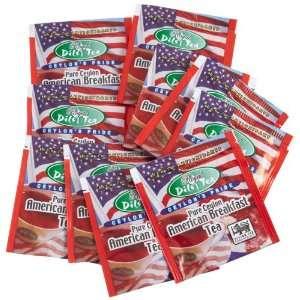 Dils Royal Tea, American Breakfast Tea, 1000 Count Tea Bags