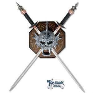 Warrior Sword Set  Sports & Outdoors