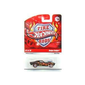 Hot Wheels Fire Rods #2/26   Rodger Dodger Toys & Games