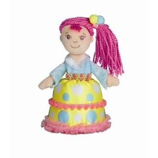 Manhattan Toy Cutie Cakes Bubble Gum Bitsy Cupcake from Manhattan Toy
