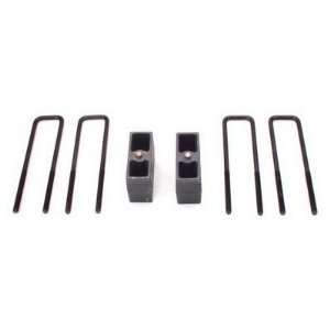 Trail Master Suspension KB43 Block and U Bolt Kit   4in Blocks