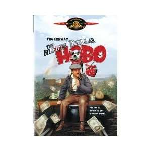 The Billion Dollar Hobo 1977 (2002 dvd release) Widescreen