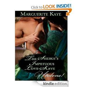 The Sheikhs Impetuous Love Slave (Princes of the Desert): Marguerite