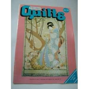 Down Under Quilting Magazine Vol 2 No. 1   Australias No. 1 Patchwork