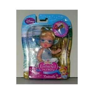 Disney Princess Enchanted Nursery Beach Time Cinderella