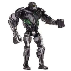 Real Steel Figure Wave 2 Zeus (Battle Damaged Version