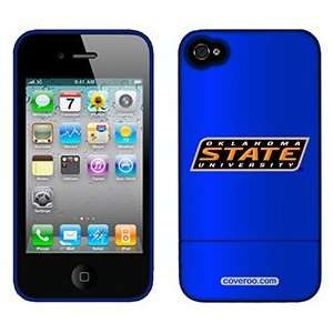 Oklahoma State University on AT&T iPhone 4 Case by Coveroo