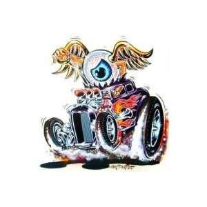 YET RELEASED Von Francos Eye Gone Wild Custom Vehicle Toys & Games