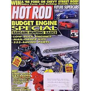 Budget Engine Special   cover story   May, 1993