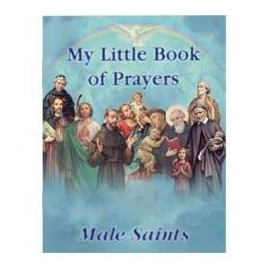 My Prayer Book featuring Male Saints