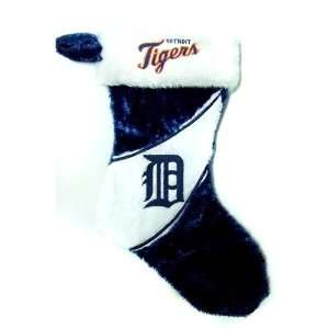 Detroit Tigers MLB Himo Plush Christmas Stocking  Sports