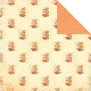 Miss Caroline Howdy Doody Double Sided Paper 12X12 Lovely