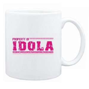 New  Property Of Idola Retro  Mug Name: Home & Kitchen