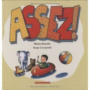 Assez ! (French Edition) (9782352630005) Malou Ravella Books