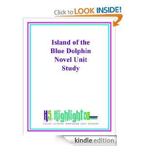 Island of the Blue Dolphin Literature Novel Unit Study: Teresa LIlly