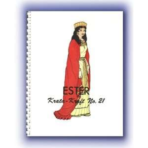 Lecciones objetivas   Ester (20 páginas, rústica, 21cm x