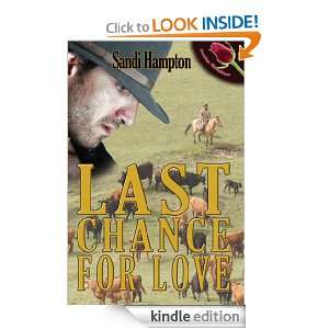 Last Chance for Love Sandi Hampton  Kindle Store