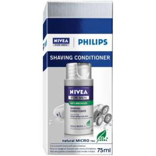 AFEITAR COOLSKIN   Anti irritación Nivea For Men   PHILIPS CUCHILLA