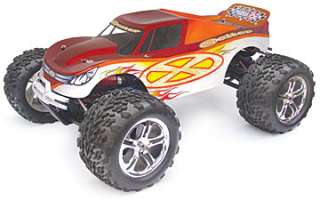Traxxas REVO 3.3 X Citer Monster Truck Body by Parma