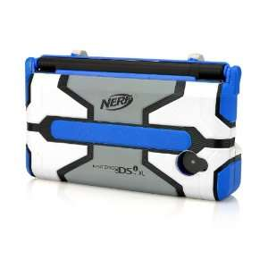 Nintendo DSi XL Nerf Armor Protective Case New Blue