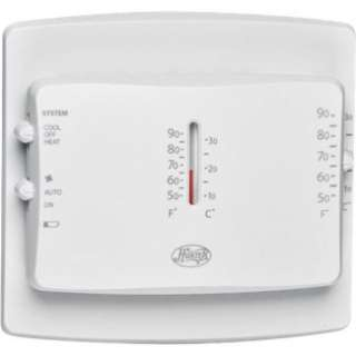 Hunter Heat/ Cool Thermostat in Space Heaters  JR