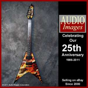 Dean Guitar Dave Mustaine Megadeth End Game NEW