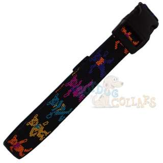 Bison Grateful Dead Dog Collar BIS 001c 0003