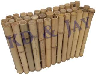 Bamboo Flexible Garden Lawn Edging Partition Border NEW |