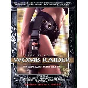 Womb Raider Lauren Hays, Annie Body, Randolph Scott