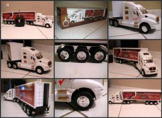 Dixie RC Semi Truck Remote Control Collectible Toy Truck with Trailer