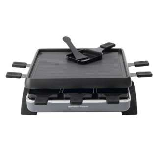 Hamilton Beach Raclette Party Grill   31602.Opens in a new window