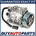 NEW SANDEN STYLE AC COMPRESSOR FORD MOTORHOME RV + MORE