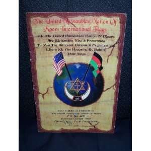 The United Nuwaubian Nation Of Moors International Flags