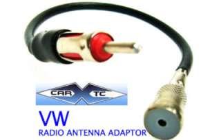 VW RADIO Antenna Adapter FM Harness PLUG 1982 2003