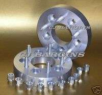 5x5 to 5x5 Chevy Caprice Wheel Rim Adapters Spacers 5L