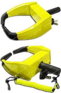 NEW ANTI THEFT SECURITY BOAT CAR TRAILER WHEEL LOCK