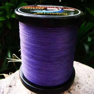 SPECTRA BRAID FISHING LINE 100LB 1000M DYNEEMA PURPLE